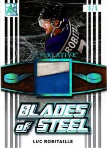 Blades of Steel Luc Robitaille