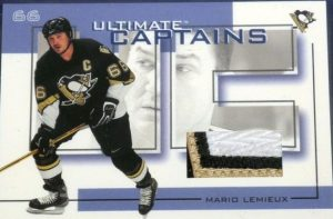 Captains Mario Lemieux