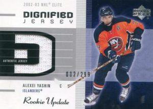 Dignified Jersey Alexei Yashin