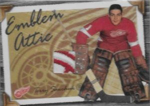 Emblem Attic Terry Sawchuk