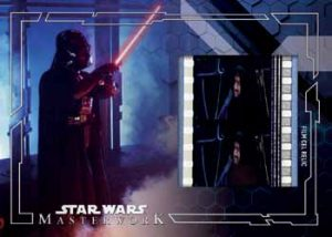 Film Strip Darth Vader