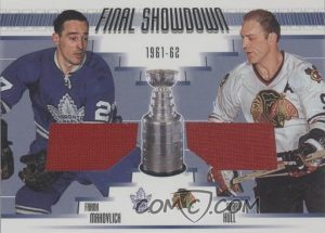 Final Showdown Frank Mahovlich, Bobby Hull