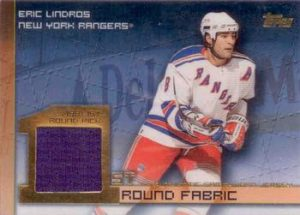 First Round Fabric Eric Lindros