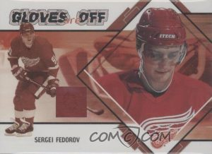 Gloves Are Off Sergei Fedorov
