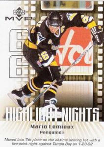 Highlight Nights Mario Lemieux