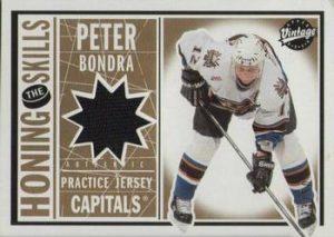 Honing the Skills Gold Peter Bondra