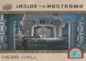 Inside the Nostromo Mess Hall