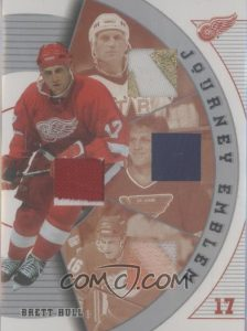 Journey Emblems Brett Hull