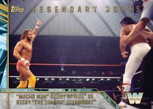 Legendary Bouts Mach Man Randy Savage vs Rickt The Dragon Steamboat