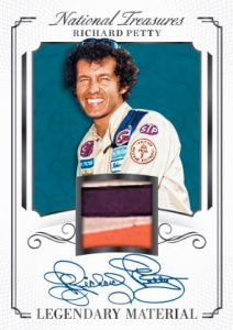Legendary Material Signatures Parallel Richard Petty