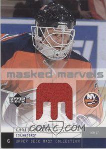 Masked Marvels Chris Osgood