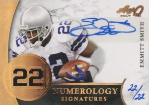 Numerology Signatures Emmitt Smith