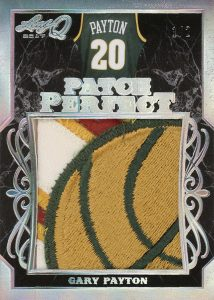 Patch Perfect Gary Payton