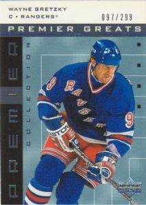 Premier Greats Wayne Gretzky