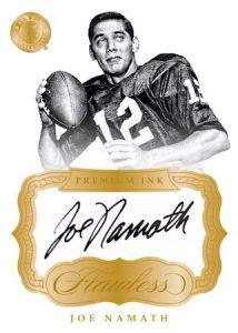 Premium Ink Joe Namath