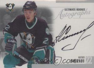 Rookie Autographs Alexei Smirnov
