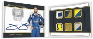Signature Six Way Swatch Booklet Jimmie Johnson