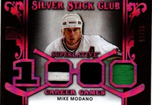 Silver Stick Club Mike Modano