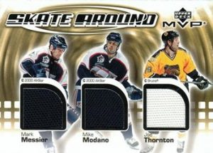 Skate Around Triple Mark Messier, Mike Modano, Joe Thornton