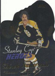 Stanley Cup Heroes Derek Sanderson