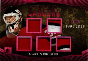 Superlative Careers Martin Brodeur
