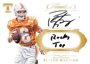 Team Slogan Signatures Peyton Manning