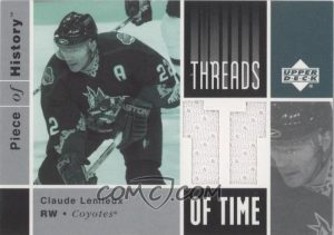 Threads of Time Claude Lemieux