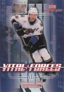 Vital Forces Jaromir Jagr