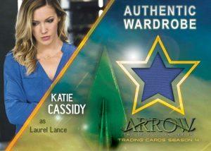 Wardrobe Katie Cassidy