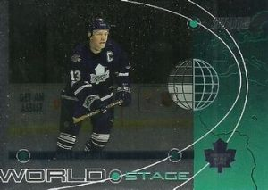 World Stage Mats Sundin