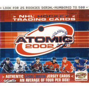 2001-02 Pacific Atomic