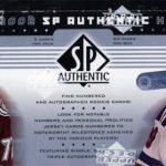 2001-02 SP Authentic