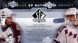 2001-02 SP Authentic