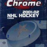 2001-02 Topps Chrome