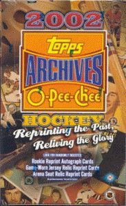 2001-02 Topps-OPC Archives