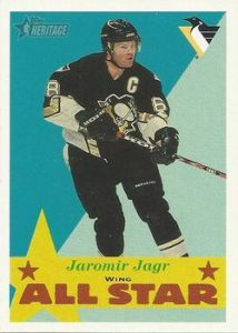 All-Star Jaromir Jagr