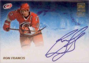 Autographs Ron Francis