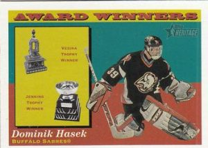 Award Winners Dominik Hasek
