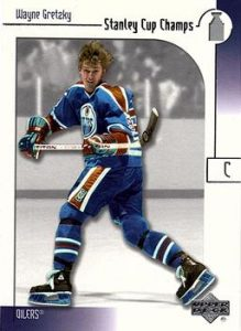 Base Wayne Gretzky