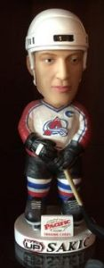 Bobble Heads Joe Sakic