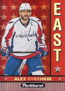 East vs West Alex Ovechkin