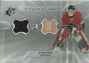 Hockey's Treasures Dominik Hasek