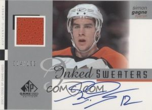 Inked Sweaters Simon Gagne