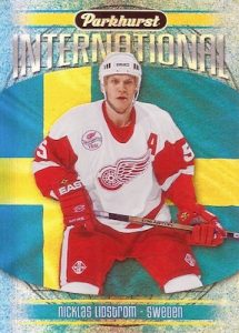 International Nicklas Lidstrom