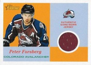 Jerseys Peter Forsberg