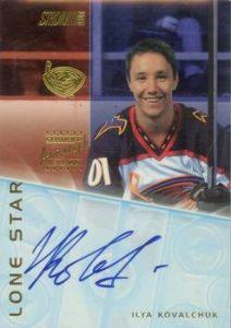 Lone Star Signatures Ilya Kovalchuk