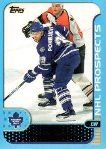 NHL Prospects Alexei Ponikarovsky