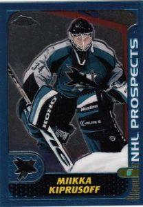 NHL Prospects Miikka Kiprusoff