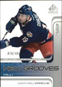 New Grooves Rookies Mathieu Darche