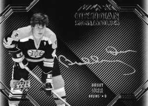 Obsdian Signatures Bobby Orr